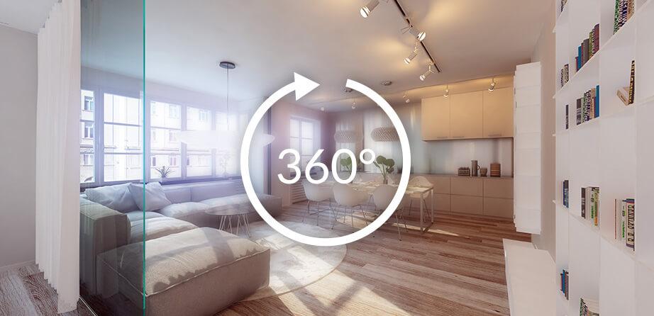 360-Grad-Besichtigungen